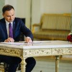 Tarcza 2.0 podpisana przez Prezydenta!